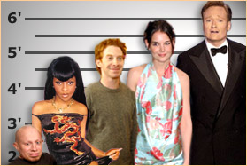 Actor Height Facts How Tall Your Favorite Celebrity